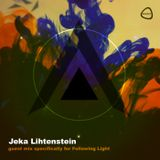 Jeka Lihtenstein podcast special for Following Light