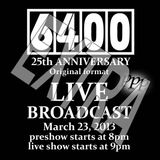 Club 6400 25th Anniversary Pt. 6 Extra Hour