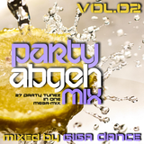 Party Abgeh Mix Vol.02 - mixed by Giga Dance