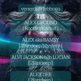 Alex Ground@Dolce Vita Club 15/02/2013