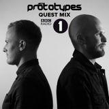 The Prototypes - Quest Mix on Annie Nightingale BBC Radio 1 (Aug. 2015)