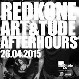 Redkone @ Art&Tude_Lisbon_After Hours 26.04.2015