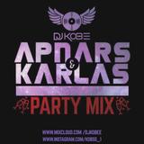 DJKOBE- APNARS & KARLAS #3 #PARTYMIX  Bashment, Dancehall, RnB, Grime, Oldskool