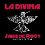 Jamie de Rooy at La Divina - 19 January 2014