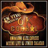 SET # 1 TEJANO EN EL FAMOSO OK CORRAL LIVE