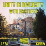 Kristofer - Unity in Diversity 374 @ Radio DEEA (12-03-2016)