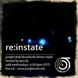 Hidden Sound - Live on Re:Instate FM March 2012