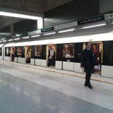 Gyakornokok a 4-es metróban