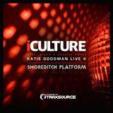 Katie Goodman LIVE for iCulture @ Shoreditch Platform 21st April 2018