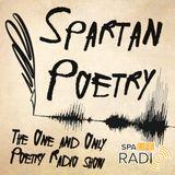 Spartan Poetry - Week 9 (3 December 2016)