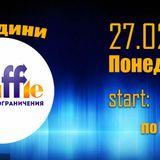 Shuffle Show Darik Radio - 27.02.2017 - 3th Birthday of Shuffle Show Acoustic Live + Brand New Music