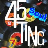 45 TING.. Unsound Experiments, funk and soul 7's only..