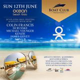Boat Club IBIZA JUNE 12TH TEZ & Nana B