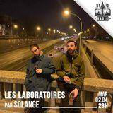 LES LABORATOIRES - #0316 - DEVANT - 02/04/2019 - RADIODY10.COM