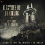 Noize Suppressor @ Masters of Hardcore - 20 Years Of Rebellion 2015