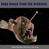 Deep House Mix from the archives - June 2000
