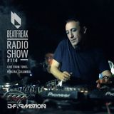 Beatfreak Radio Show by D-Formation #114 | Live from Tunel Club