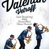 Lounge Soul Jazz by Valentin Vetroff Live Sax