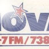 Radio Nova; TONY MCKENZIE; April Fools Day 1985