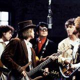 (Allen Ginsberg+McCartney+Philip Glass)+(Roy Orbison+Dylan+George Harrison+Tom Petty)+Máximo Damián=