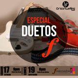 Fusionados Perú Especial Duetos 19/9/16