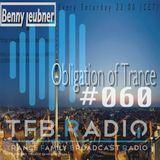 Podcast - Obligation of Trance 060