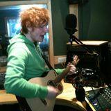 Ed Sheeran session on Brighton's Juice 107.2