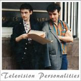 Television Personalities - by Babis Argyriou