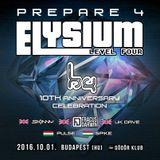 UK Dave's Elysium Level 4 Megamix