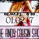 The Andy Cousin Show 01-02-2017