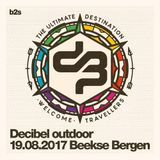 The Pitcher & Slim Shore @ Decibel Outdoor Festival 2017