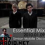 Simian Mobile Disco - BBC Essential Mix 2010