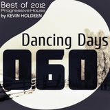 Dancing Days Podcast 060: 'Best of 2012' Part 2 (DDP#060)