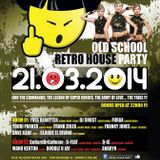 D-Feat's Bday Set @Fuse OldSchool RetroHouse Party @Fuse 21mar14 GoHardOrGoHome 2nd room