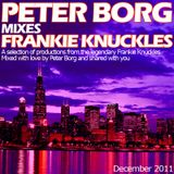 Peter Borg mixes Frankie Knuckles December 2011