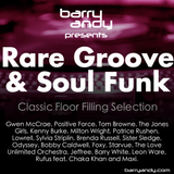 Barry Andy Rare Groove and Soul Funk