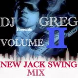 NEW JACK SWING MIX.Volume.2