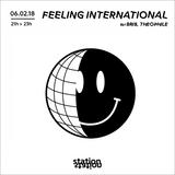 Feeling International #5 w/ Bris & Théophile