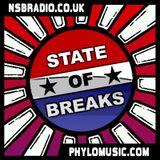 The State of Breaks with Phylo on NSB Radio - 6-29-2015