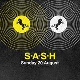 BEN NOTT @ S.A.S.H (Den) Sydney- Aug 20-2017
