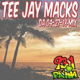 Tee Jay's Da Pa'ina Mix aired 4-27-18