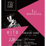 Preview at Onzieme 20160220 YOUAREHERE Mixed by HITO
