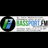 BassportFM Spotlight Session 4 April 2015