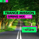 Shelb-Trance Mission Spring Mix (2015-CD1)