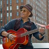 Jump Blues Show 62 - Guy Davis, Home Cooked Blues
