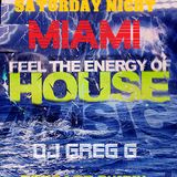 SATURDAY NIGHT MIAMI FEEL THE ENERGY OF HOUSE - PODCAST 041914