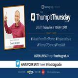 #ThumpItThursday presents #ProjectIsizwe on Hashtag Radio