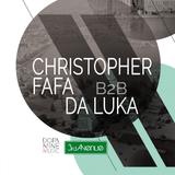 Christopher FaFa b2b Da Luka LIVE @ Plan B (20-01-2017)
