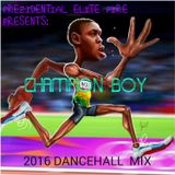 CHAMPION BOY 2016 DANCEHALL MIX