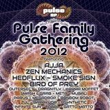 ALEX XIPIL -  Techno set @ PULS SF Family Gahering 2012 party